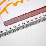 Heften & Binden: Notizblock, Buch